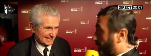 Claude Lelouch: le cinéma a une force colossale, c'est un art populaire