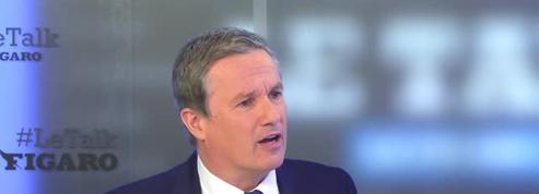 Nicolas Dupont-Aignan : «Si la loi organique est adoptée, je saisirai le Conseil constitutionnel»