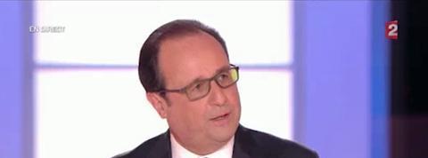 François Hollande sur les migrants :