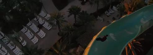 Ce parc aquatique désaffecté se transforme en paradis pour skateur