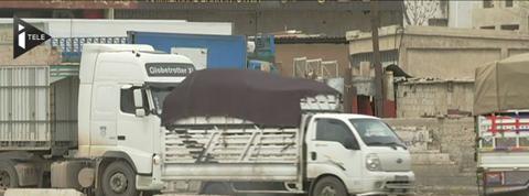 A Damas, le marché de la petite Syrie symbole de la guerre dans le pays
