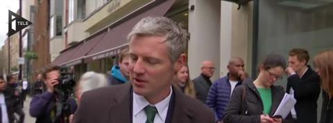 Deux candidats que tout oppose en course pour la mairie de Londres
