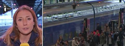 Grève de la SNCF: de fortes perturbations dès ce mardi soir