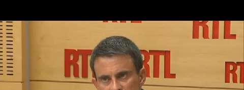 Manuel Valls sur la rémunération des patrons: «Il faut légiférer»