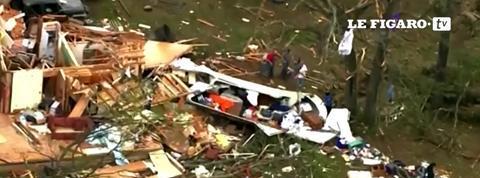 Des tornades tueuses en Oklahoma
