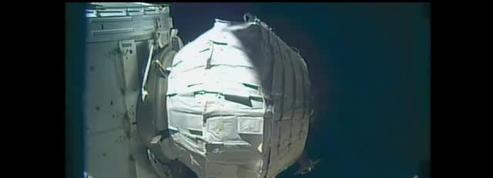 Le nouveau module gonflable de la Station spatiale Internationale est révolutionnaire