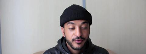 Slimane, le vainqueur de The Voice sort son premier album.