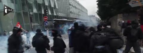 Manifestation contre la loi travail : qui sont les casseurs ?
