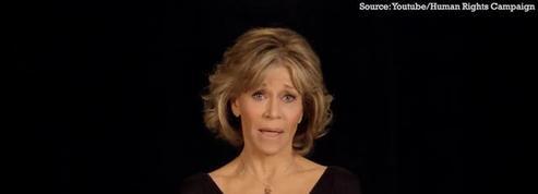 Les stars d'Hollywood sortent un clip contre l'homophobie
