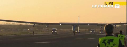 Solar Impulse II a réussi sa traversée de l'Atlantique