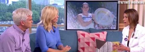 Marion Bartoli : «Je dois porter des gants pour utiliser mon téléphone»