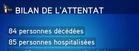 Nice : les proches des victimes viennent se recueillir à l'hôpital de Nice