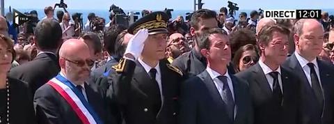 Attentat de Nice: la France se recueille à midi