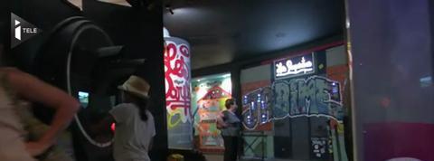 À Bordeaux, le Street Art s'expose sur cinq étages