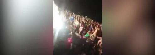 Plus de 40 blessés lors d'un concert de Snoop Dogg et Wiz Khalifa