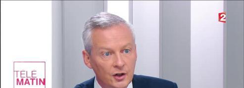 Bruno Le Maire veut supprimer l'obligation de complémentaire santé