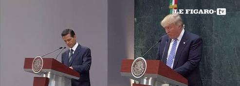 Au Mexique, Trump réaffirme le droit des États-Unis à