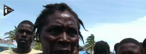 Haïti: un risque de famine d'ici trois ou quatre mois après le passage de l'ouragan Matthew