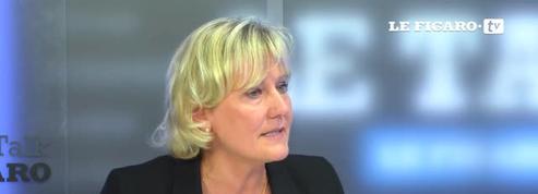 Nadine Morano: «Je ne veux pas de la ligne politique d'Alain Juppé»