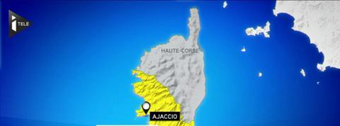 Intempéries en Corse : une mini-tornade fait 23 blessés à Ajaccio