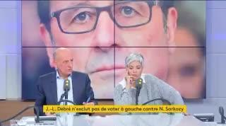Nouveau soutien de Juppé, Jean-Louis Debré annonce avoir voté Hollande en 2012