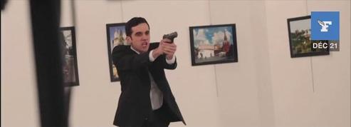 Meurtre de l'ambassadeur russe à Ankara : le photographe raconte