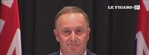 Nouvelle-Zélande : le premier ministre démissionne