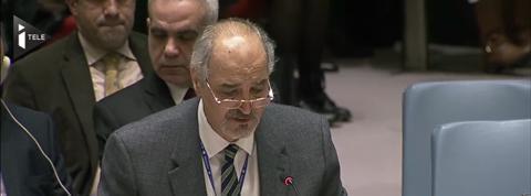 Syrie : réunion sous haute tension à l'ONU
