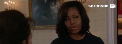 Michelle Obama joue la comédie dans une série policière