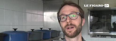 Les cuisines de Ducasse au service des astronautes