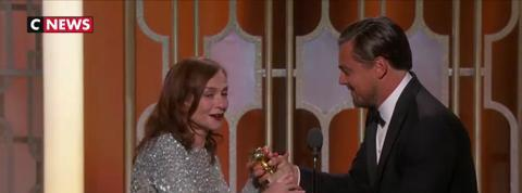 Oscars : Isabelle Huppert reste inconnue du public américain