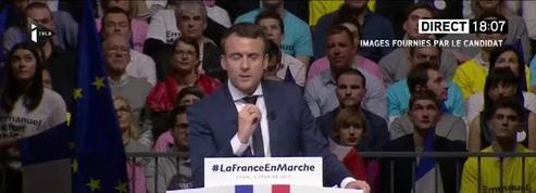 Macron : «Ce qui s'installe aujourd'hui c'est une lèpre démocratique»