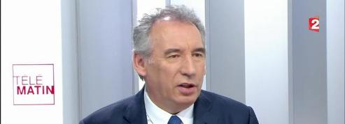 Bayrou sur Fillon :