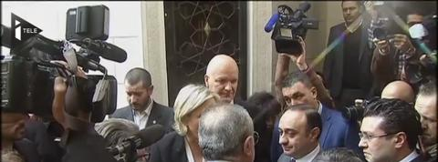 Liban : Marine Le Pen refuse de porter le voile