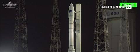L'Agence spatiale européenne envoie un nouveau satellite dans l'espace