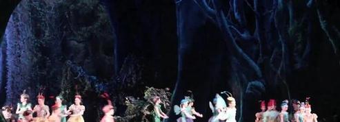 Opéra de Paris: entrée au répertoire du ballet