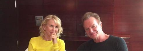 Vin : Sting nous parle de ses vignes en Toscane
