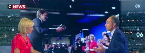 Jean-François Copé : Le slogan ?je préfère mon pays à mon parti? est éc?urant