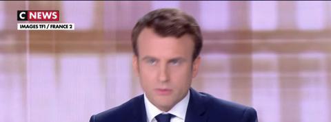 Marine Le Pen et Emmanuel Macron : deux visions opposées