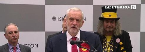 Corbyn : « May a perdu des voix et la confiance du peuple, c'est suffisant pour partir. »