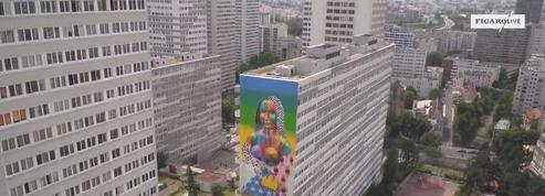 Okuda et le street art : plongée au coeur du 13e arrondissement parisien
