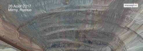 Russie : abandon des recherches dans une mine de diamants inondée