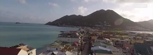Irma : Ce qu'il reste de Saint-Martin