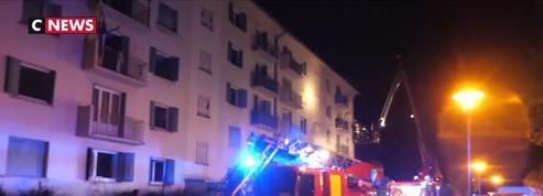 5 morts, dont 4 enfants, dans l'incendie d'un immeuble à Mulhouse