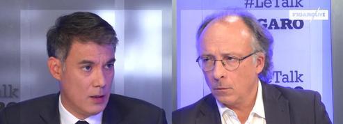 Olivier Faure : «Le PS n'est plus crédible, une nouvelle génération doit émerger »