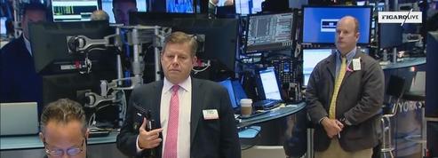 Attentat de Manhattan : une minute de silence au New York Stock Exchange
