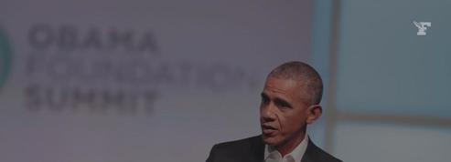 Obama est l'homme le plus «admiré» des États-Unis