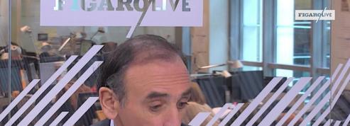 Eric Zemmour : «les Corses votent contre l'Islam»
