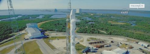 La fusée recyclée SpaceX prend son envol