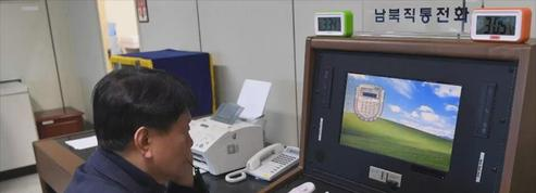Le «téléphone rouge» entre Séoul et Pyongyang, toute une histoire